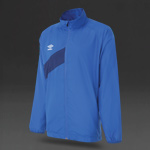 Umbro Shower Jacket - Royal/Blueprint
