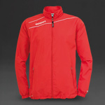 Uhlsport Stream 3 Presentation Jacket - Red/White