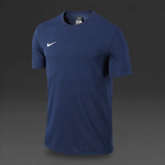 Nike Team Club Blend Tee - Obsidian/Obsidian/Football White