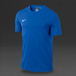 Nike Team Club Blend Tee - Royal Blue/Royal Blue/Football White