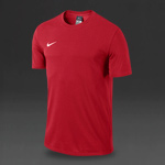 Nike Team Club Blend Tee - University Red/Football White