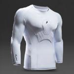 Storelli Kids BodyShield 3/4 GK Jersey - White