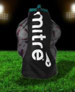 Mitre Mesh Ball Sack 12 - Black