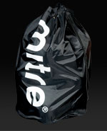 Mitre Ball Sack 8 - Black