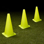 "Diamond Pro 15"" Traffic Cone - Yellow"