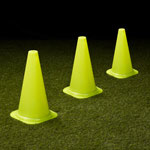 "Diamond Pro 12"" Traffic Cone - Yellow"