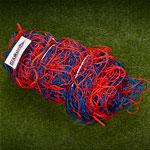 Diamond Flat Rung Net - Blue/Red