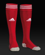 adidas adiSocks 12 - Power Red/White