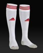 adidas adiSocks 12 - White/Power Red