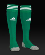 adidas adiSocks 12 - Bold Green/White