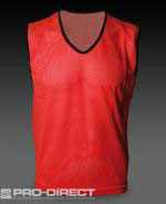 Pro-Direct Bib - Red