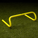 "Diamond Pro 6"" Training Speed Hurdle - Yellow"