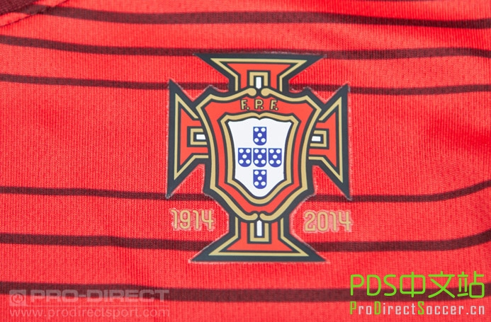 ... Nike Portugal Infants Home Kit - Red/Red/Green/White ...