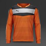 Puma Stadium GK Shirt - Nasturtium-Ebony